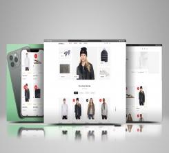 E-Ticaret Giyim Teması