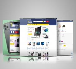 E-Ticaret Teknoloji Teması