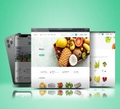 Market - Manav E-Ticaret Teması