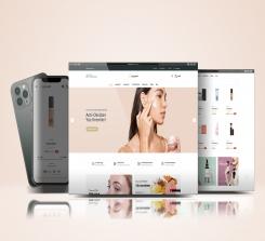 Kozmetik E-Ticaret Teması