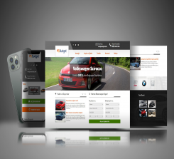 Rent a car sitesi ( Araç Kiralama Sitesi)